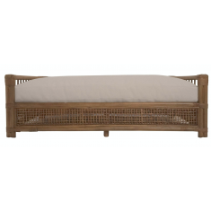 Cayman Rattan Pet Bed    Home Décor & Gifts