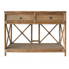 Cayman Rattan Console  | Sideboards & Consoles | Sideboards and Consoles