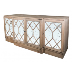 Nieve Mirrored Sideboard | Sideboards & Consoles | Sideboards and Consoles | Sideboards and Consoles | NEW ARRIVALS