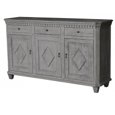 Anika Three Drawer Buffet  | Sideboards & Consoles | Sideboards and Consoles | Sideboards and Consoles | NEW ARRIVALS