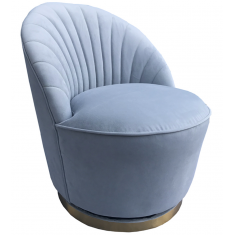 Bella Swivel Chair Blue | Occasional Chairs | Seating | NEW ARRIVALS