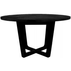 Ashburton Dining Table Black | Dining Tables | Tables | NEW ARRIVALS