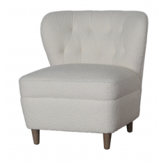 Allie Boucle Occasional Chair  | Occasional Chairs | Seating | Seating | Seating | Home