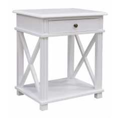 Avery Bedside White | Bedroom | Bedside Tables | Bedroom | Bedroom