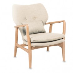 Fable Arm Chair Natural | Occasional Chairs | Seating | Seating