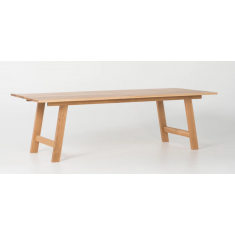 Hut Table American Oak 2200 | Dining Tables | Tables | Tables | Tables